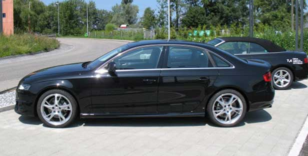 tuning audi a4 02
