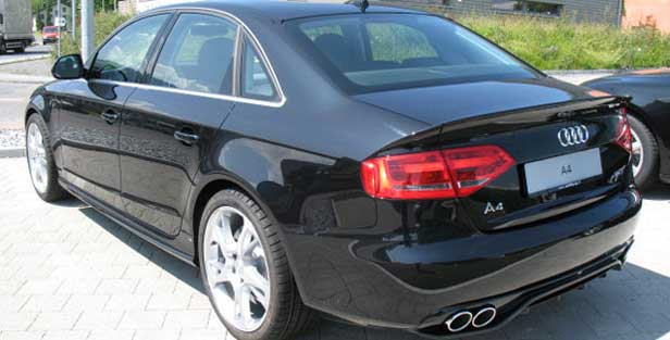 tuning audi a4 04